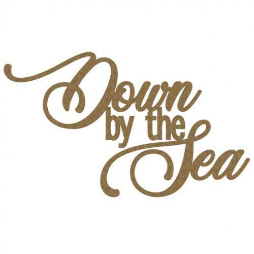 Down by the Sea - Words