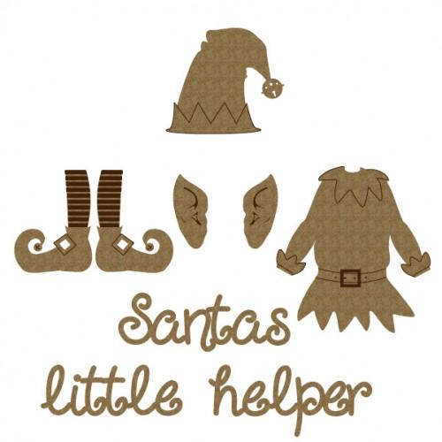Santa s Helper Set - Christmas