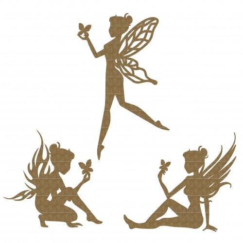 Fairy Trio - Fantasy