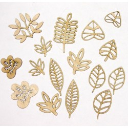 Fall Leaves (Set of 16)
