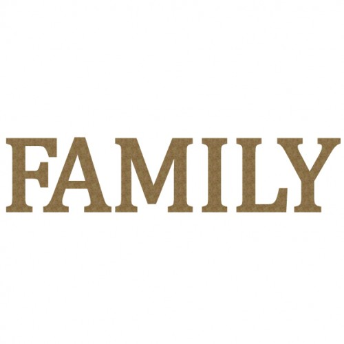 FAMILY - Words
