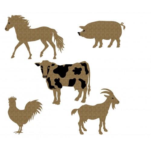 Farm Animals - Animals