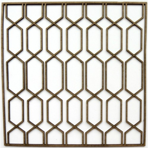"Fence Panel - 6"" x 6"" Lattice Panels"