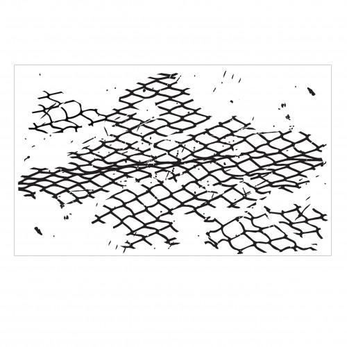 Fishnet Stamp - Backgrounds