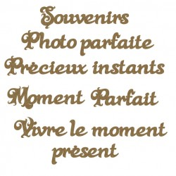 French Moments Word Set