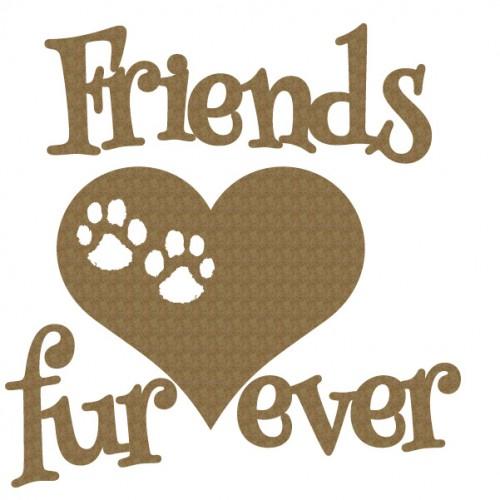 Friend s Fur Ever - Animals