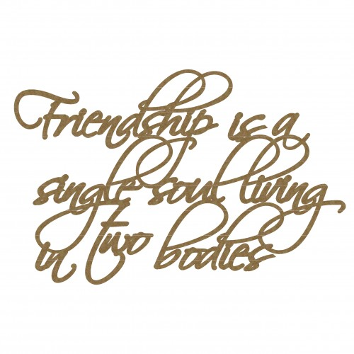 Friendship Quote - Titles, Quotes & Sayings