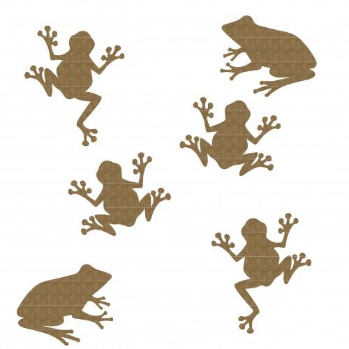 Frogs - Chipboard