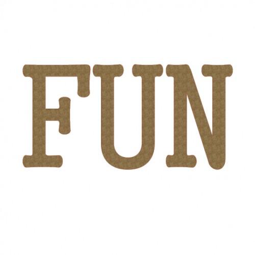 Fun - Words
