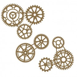 Gear Cluster Set