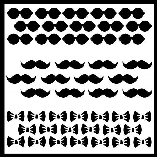Geek Stencil 1 - Stencils