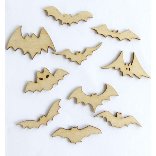 Going Batty - Halloween