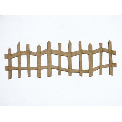 Halloween Fence (Set of 2)