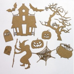 Halloween Scene 2