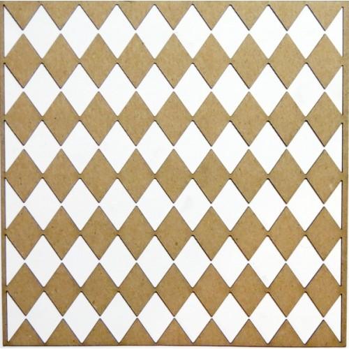 "Harlequin Panel - 6"" x 6"" Lattice Panels"