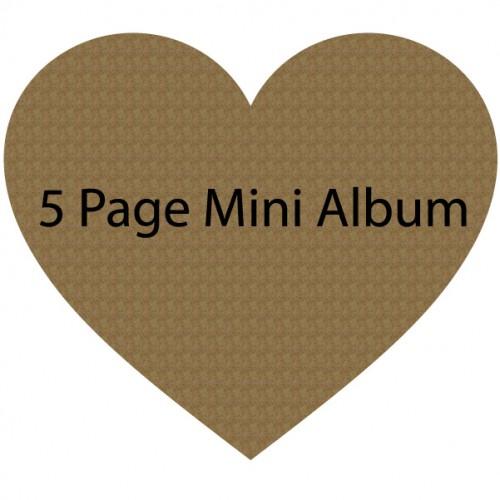 Heart Mini Album - Mini Album