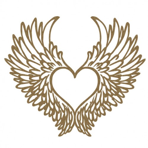 Flying Heart - Valentine s Day