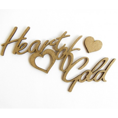 Heart of Gold - Titles, Quotes & Sayings