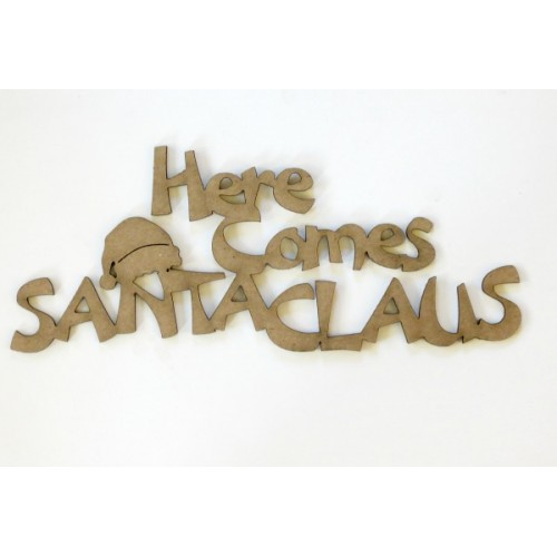 Here Comes Santa Claus - Titles, Quotes & Sayings