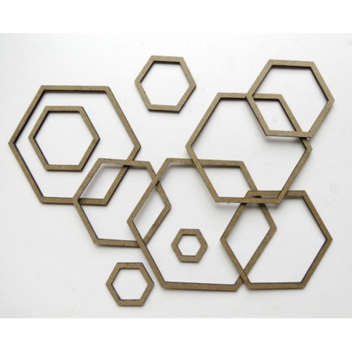 Hexagons - Shapes