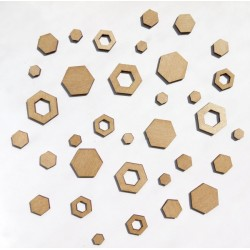 Hot Hexagons
