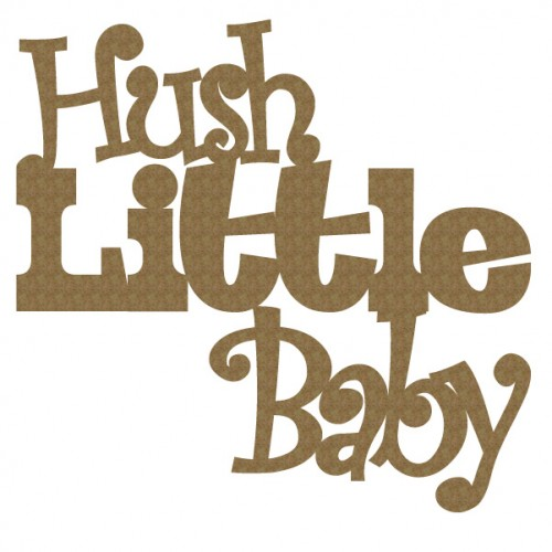 Hush Little Baby - Words