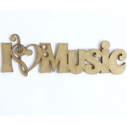 I (heart)1  Music