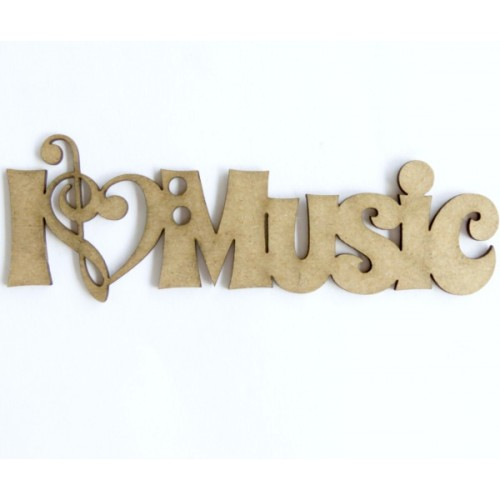I (heart)1  Music - Titles, Quotes & Sayings