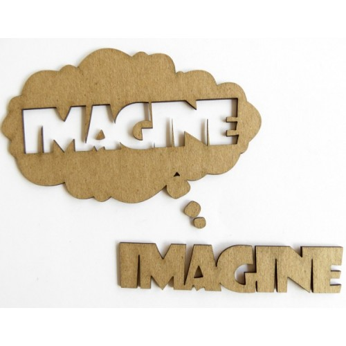 Imagine - Titles, Quotes & Sayings