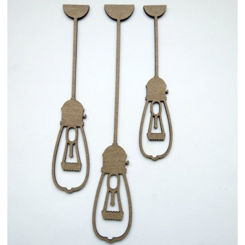 Industrial Hanging Light Bulbs - Lighting