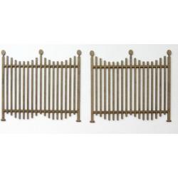 Iron Fence  Set