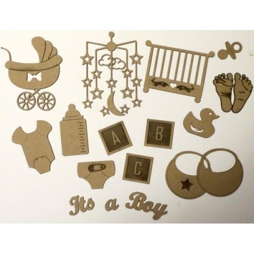 It s a Boy Set - Baby