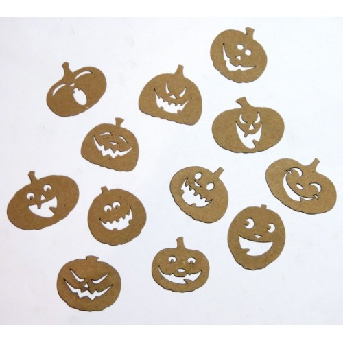 Jolly Jack-o-lanterns - Halloween