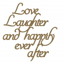 Love , Laughter ..quote