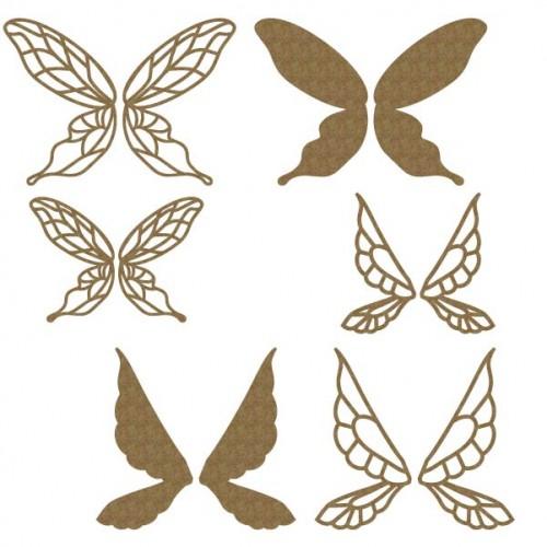 Layered Wings - Wings
