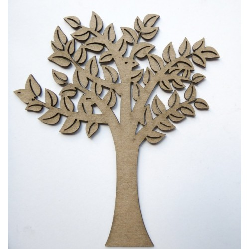 Leafy Tree - Trees