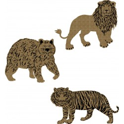 Lions and Tigers and Bears....