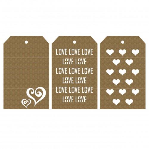 Love Tags - Tags