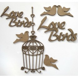 Love Birds Set