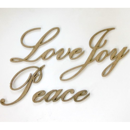 Love, Joy, Peace - Titles, Quotes & Sayings