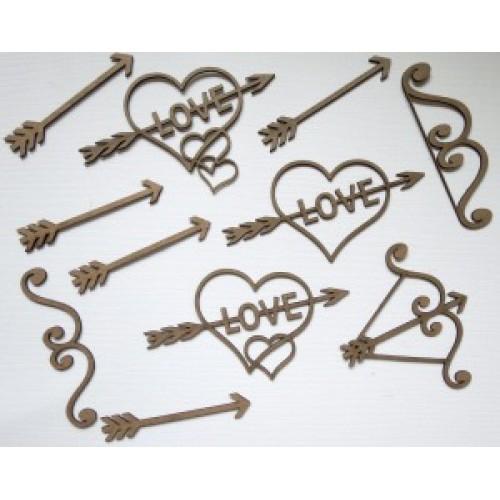 Love Set - Valentine s Day