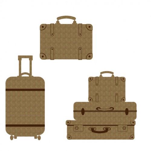 Luggage - Chipboard