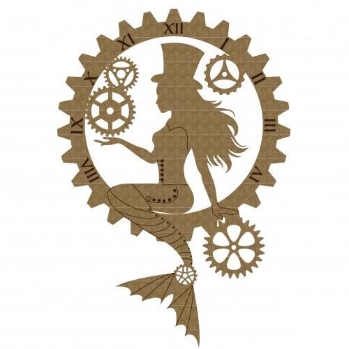 Steampunk Mermaid - Steampunk