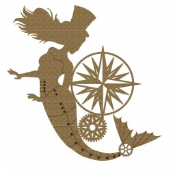 Steampunk Mermaid 2