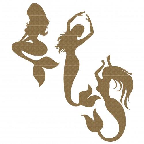 Mermaids - Summer