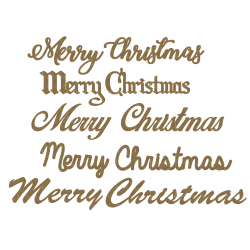 Merry Christmas Titles