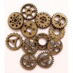 Mini Gears 3/4