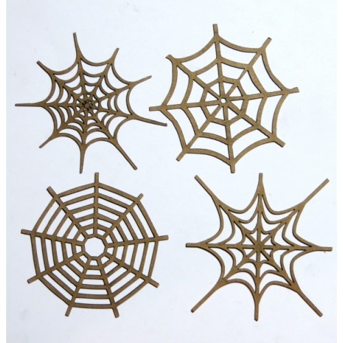 Mini Webs - Halloween
