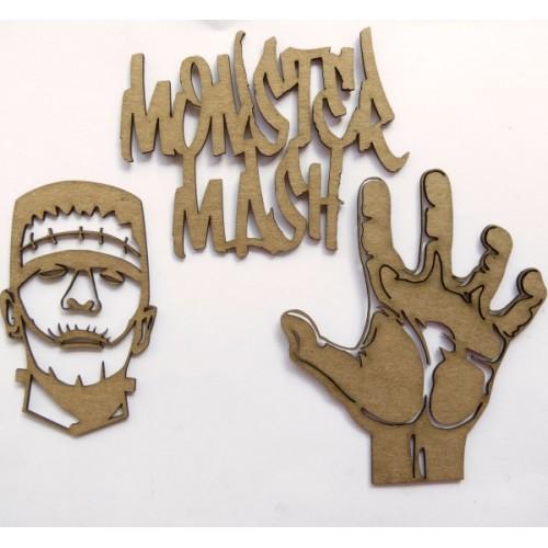 Monster Mash Set - Halloween