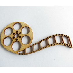 Movie Reel (Set of 3)